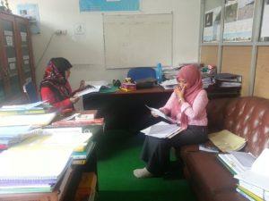 Pemeriksaan Berkas Audit Internal Prodi Geografi