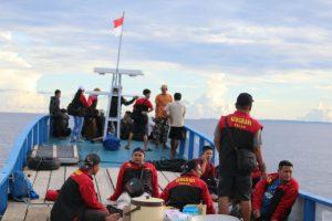 Kegiatan PKL 2 Mahasiswa Pendidikan Geografi FKIP Untad di Kepulauan Togean
