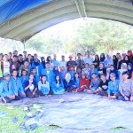 Kegiatan Praktikum Hidrologi dan Geomorfolgi oleh Mahasiswa Program Studi Pendidikan Geografi Angkatan 2017 yang bertempat di Desa Tondo Kecamatan Sirenja  Kabupaten Donggala. Praktikum tersebut dilaksanakan pada t