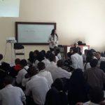 KEGIATAN SOSIALISASI PERWALIAN DAN SIAKAD ONLINE MAHASISWA BARU