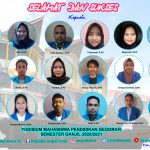 Yudisium Bersama Semester Ganjil 2020/2021 Program Studi Pendidikan Geografi